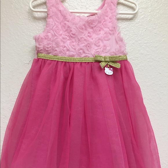 d53e31175 Hello Kitty Other - Hello Kitty Storybook Collection Dress- 2T